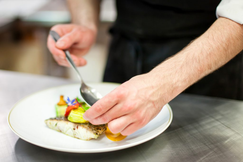 Carta de Restaurante Maestral