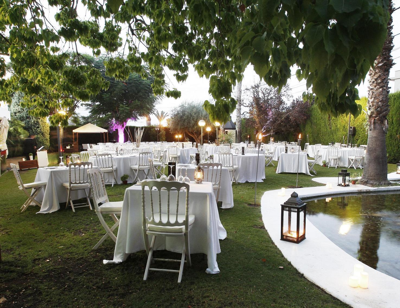 Reserva en Jardín de celebraciones Maestral