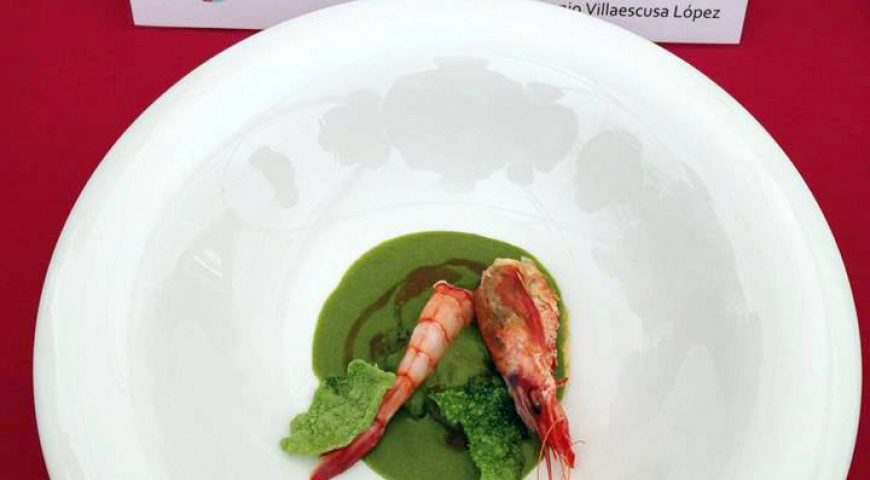 Maestral gana el VI Concurso Internacional Cocina Creativa de la Gamba Roja de Dénia