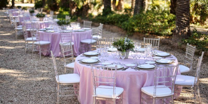 Catering para bodas Maestral