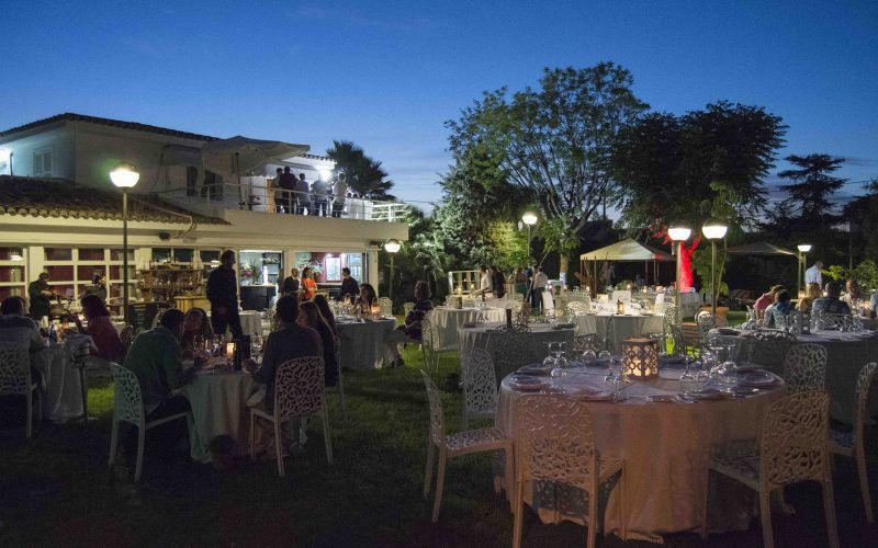 Jardin Maestral para eventos en Alicante