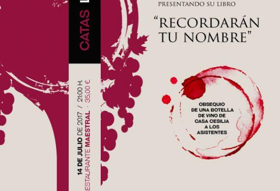 Catas Literarias con Lorenzo Silva