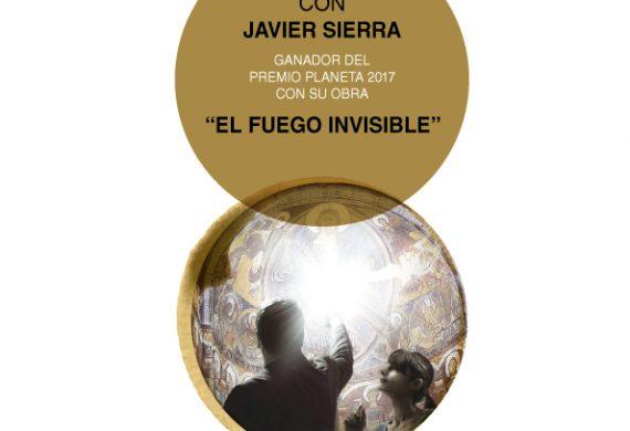 Veladas Literarias con Javier Sierra