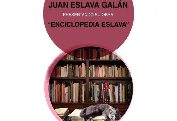 Veladas Literarias Maestral con Juan Eslava Galán