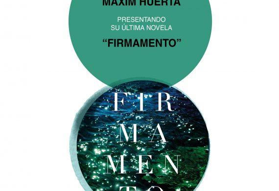 Veladas Literarias Maestral con Màxim Huerta