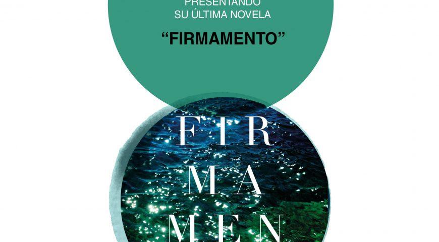 """Firmamento"", la última novela de Màxim Huerta, se estrena en las Veladas  Literarias de Maestral"