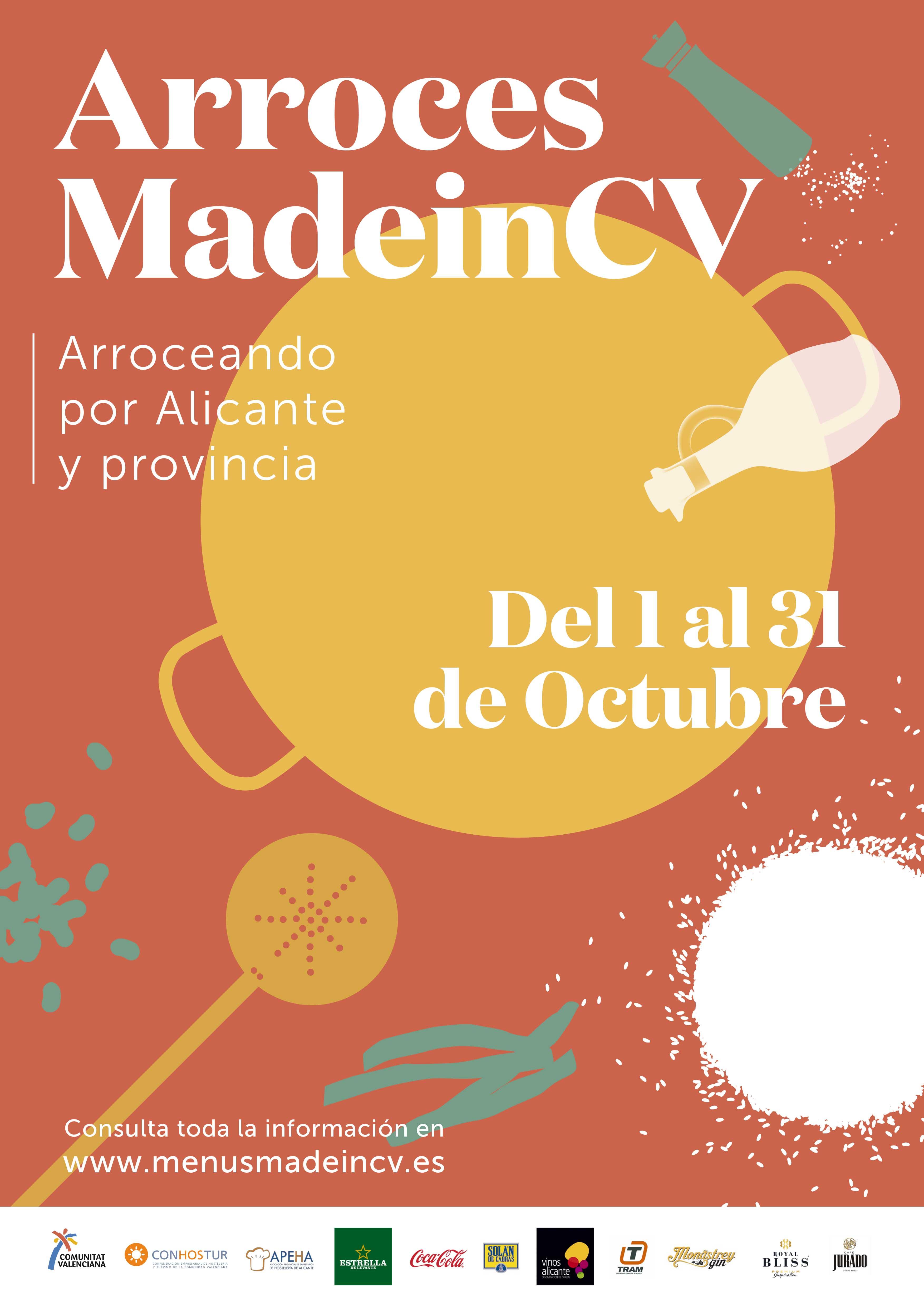Arroceando Madein CV Maestral