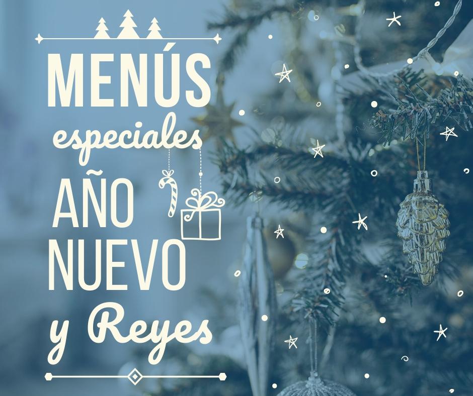 Menus especiales año nuevo y reyes Aldebarán Alicante