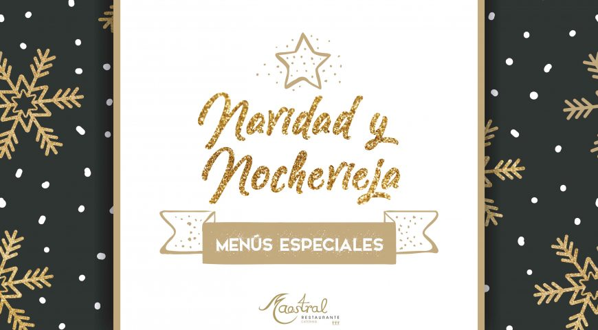 Celebra con Maestral la Navidad y Nochevieja más mágica de Alicante