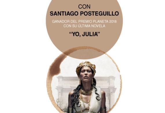 Veladas Literarias con Santiago Posteguillo