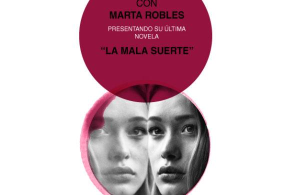 Veladas Literarias con Marta Robles