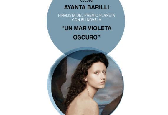 Veladas Literarias con Ayanta Barilli