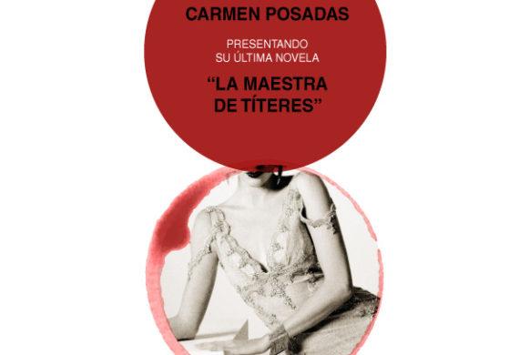 Veladas Literarias con Carmen Posadas