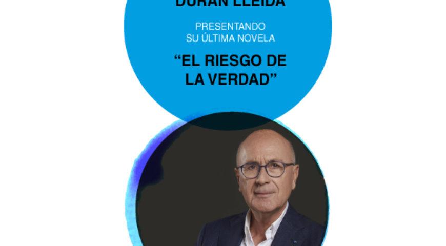 Durán Lleida presenta sus memorias políticas en las Veladas Literarias de Maestral