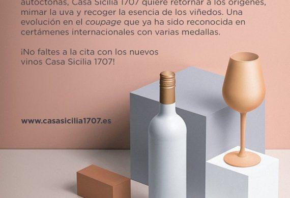 Presentación de los nuevos vinos Casa Sicilia