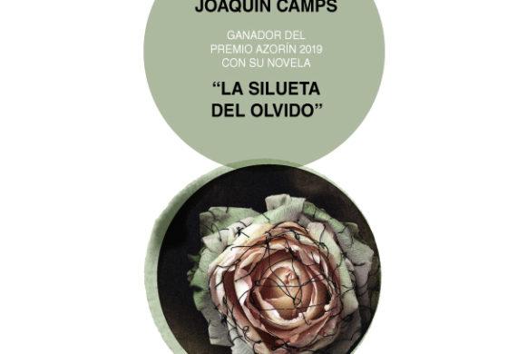 Veladas Literarias con Joaquín Camps