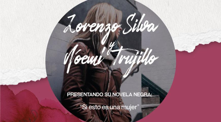 Las Veladas Literarias cierran el 2019 con Lorenzo Silva y Noemí Trujillo