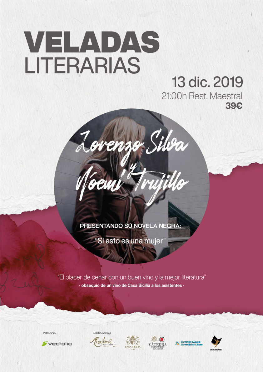 Veladas Literarias diciembre