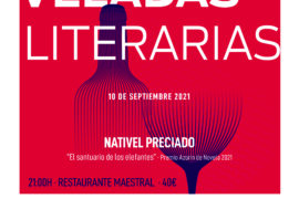 Regresan las Veladas Literarias Maestral con el premio Azorín 2021